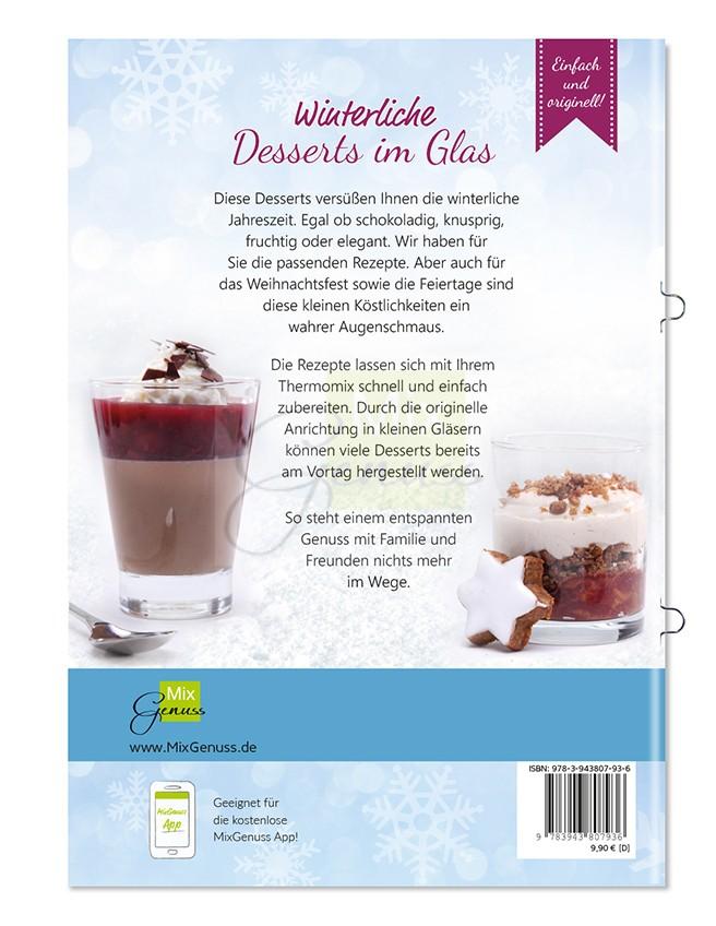 dessert im glas rezepte thermomix. Black Bedroom Furniture Sets. Home Design Ideas